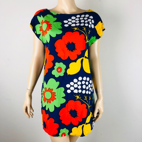 c62968333a4 Marimekko Dresses | Merimekko For Target S Floral Tunic Dress | Poshmark